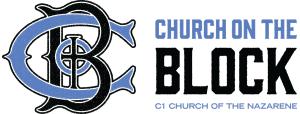 Church on the Block Logo