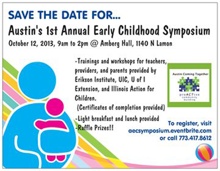 2016 Austin Early Childhood Symposium
