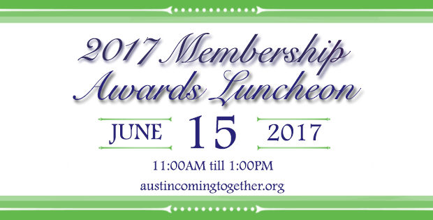 2017 Membership Awards Luncheon Highlights