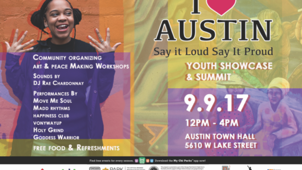 I LOVE AUSTIN YOUTH SHOWCASE & SUMMIT