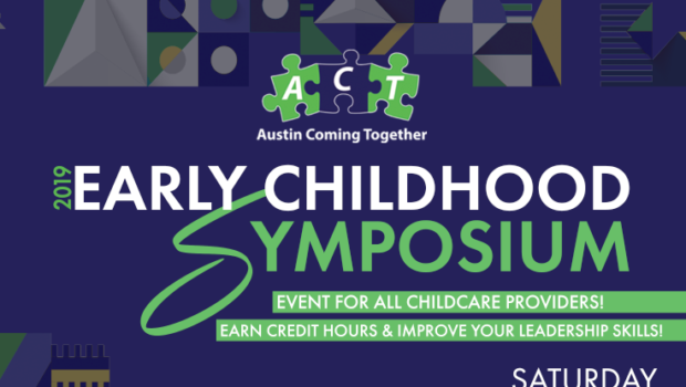 2019 Austin Early Childhood Symposium