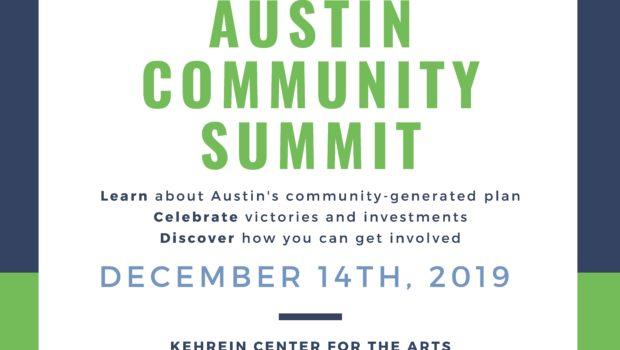 2019 Austin Community Summit